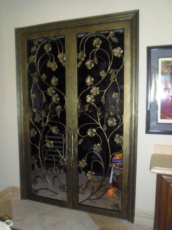 Wholesale Wrought Iron Doors Double Iron Door Entry Doors SAT 031 In Doors  From Home Improvement On Aliexpress.com | Alibaba Group