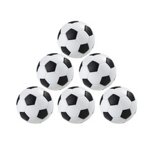 Entertainment Football-Tool Soccer-Table Table-Game Play Indoor White Practical Kid Balck