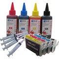 T2991 29 29XL refill tinte kit für EPSON XP-235 XP-245 XP-332 XP-335 XP-432 XP-435 XP-247 XP-442 XP-345 drucker + 400ml dye tinte