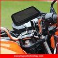 Totalmente Ajustable Scooter Motocicleta Mango Moto Montan el Sostenedor Del Teléfono Del Soporte para Dispositivo Mega2 6.3 pulgadas Teléfonos Inteligentes Móviles
