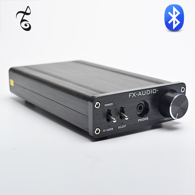 160W Receptor amplificador de audio Bluetooth 4.0 de doble canal Amplificador receptor de audio TDA7498E 160W