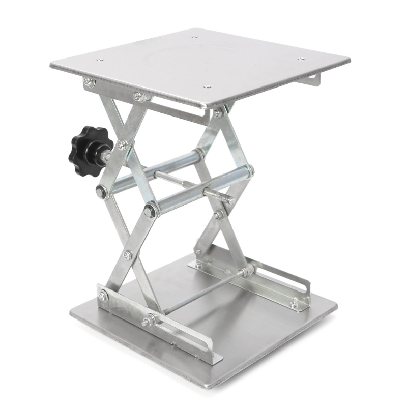 <font><b>Router</b></font> Lift Lifting Lab Platform Stand <font><b>Lifter</b></font> For <font><b>Router</b></font> Table Bench Woodworking 649E image