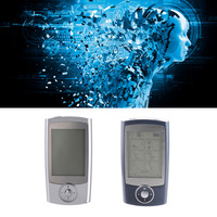 Rechargeable Digital Electronic Pulse Massager 16 Mode Muscle Stimulator Health Vibrator Back Foot Massage Pain Relief