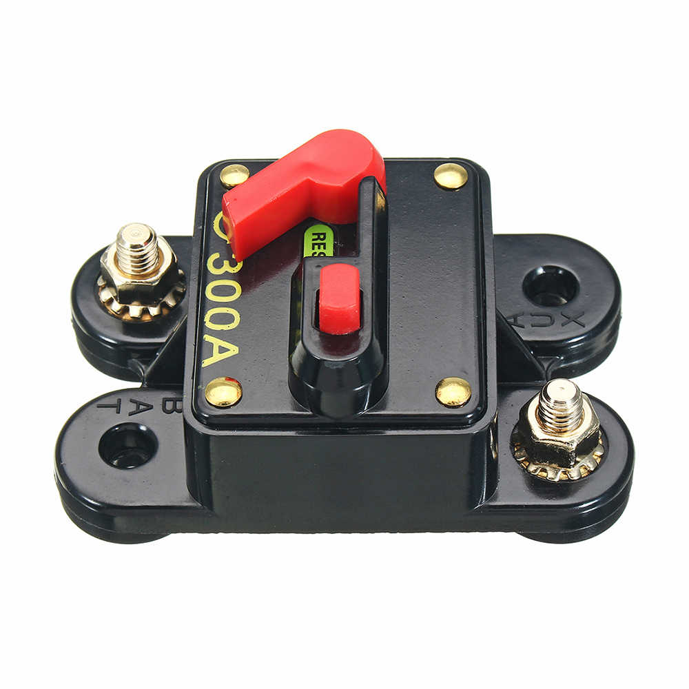 Detail Feedback Questions About 12v To 24v Dc Waterproof Circuit 22w Amplifier For Power Supply Systems Breaker Reset Inline Fuse Inverter Automobile Panel Mounting