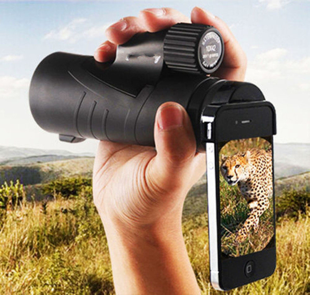 Phone Skope adapter from  42mm Eyepiece Telescope Scope For Iphone for hunting birdwatching cnscope new 1 25 adjustable extension tube for telescope eyepiece t rings and scope