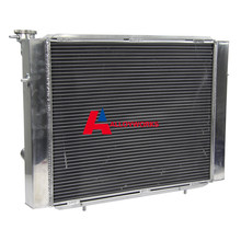 FOR HOLDEN COMMODORE VB VC VH VK V6 79-85 AUTO/MANUAL 3ROW ALUMINUM Racing Radiator AT/MTAUTO/MANUAL Car Styling Cooling System
