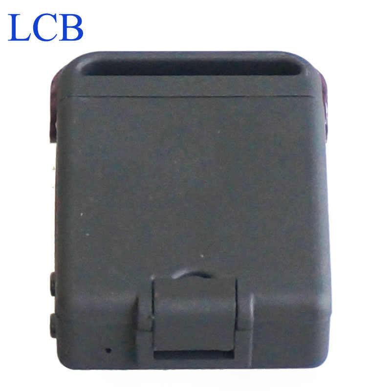 Бесплатная доставка, Мини GPS-Трекер Coban, мини-устройство для отслеживания в реальном времени с 4 диапазонами GSM/GPRS/GPS TK102