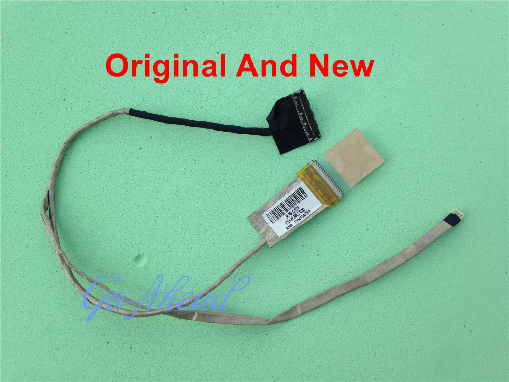 New LCD Video Flex Screen Data Cable Wire Line For HP G6 G6-2000 G6-2238DX DD0R36LC000 DD0R36LC020 Laptop Series