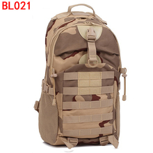 35L waterproof Tactical Camouflage sprots backpack men travel outdoor Military male Mountaineering Hiking Climbing Camping bags