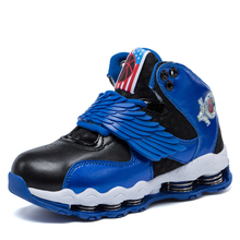Boys Basketball Shoes Kids Sneakers Breathable Shockproof Chaussure Sport Enfant Boys Girls Running Shoes Shop Online