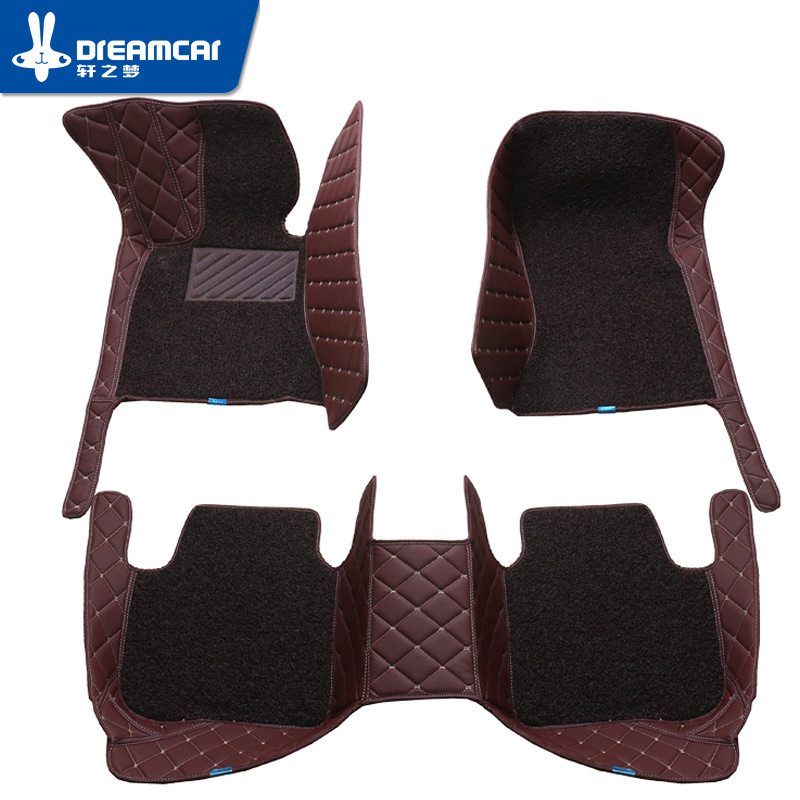 Fit carpets, car for Volvo C30 S40 V40 s60l V60 XC60 XC90 3D car styling resistant carpet ry234 learning carpets us map carpet lc 201