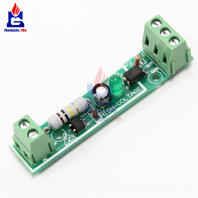 8-channel PLC niveau de signal de tension conversion board négative positive de production négative DST-1R8P-N