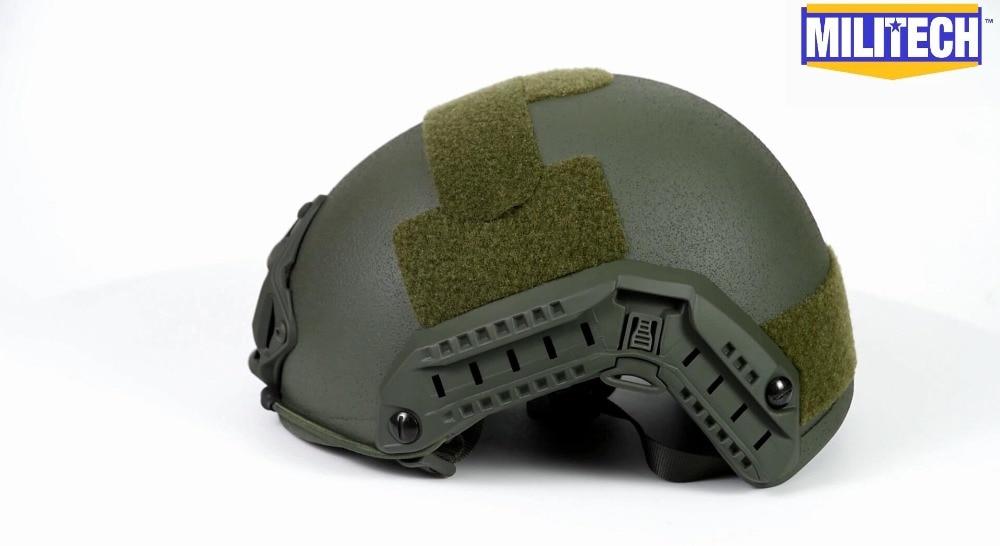 Militech Maritime Od Deluxe Liner Super High Cut Helm Kommerziellen Video Seien Sie In Geldangelegenheiten Schlau Schutzhelm Arbeitsplatz Sicherheit Liefert