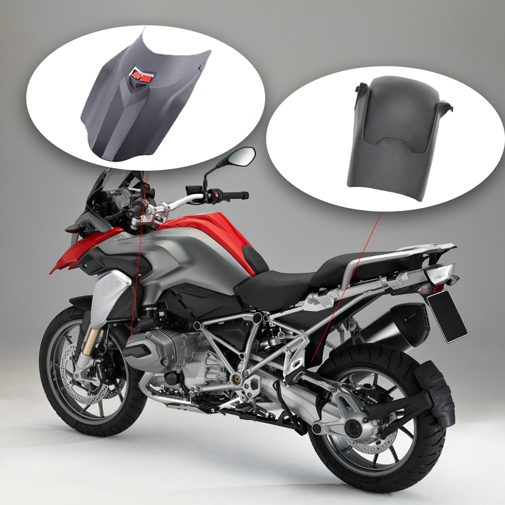 for bmw r1200gs r 1200 gs lc adv 2013 2017 mudguard front. Black Bedroom Furniture Sets. Home Design Ideas