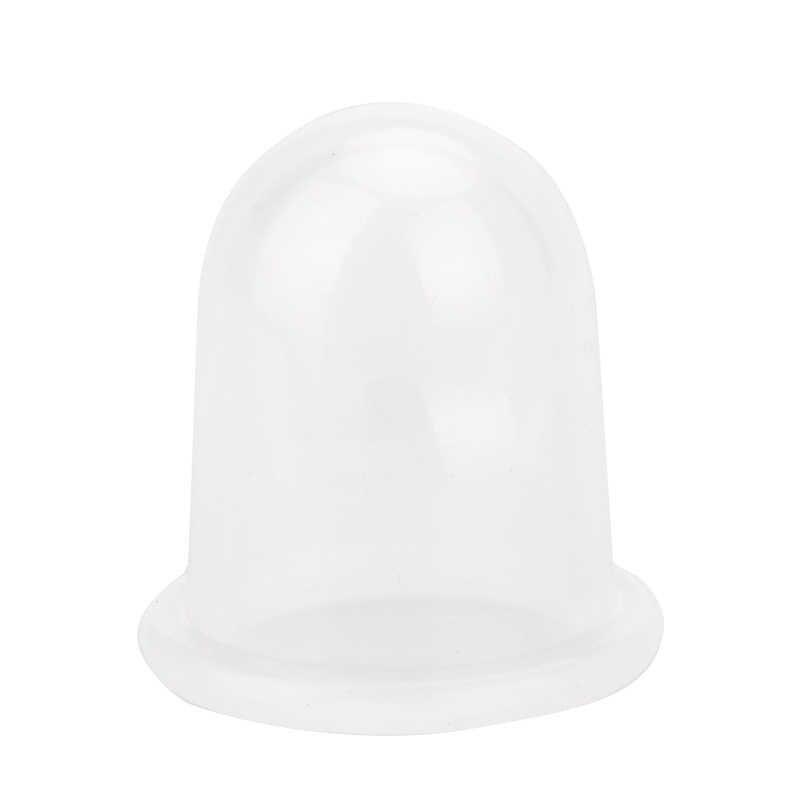 1pc 真空カッピングアンチセルライト真空缶シリコーン吸引カッピングカップバックネックボディマッサージヘルパー