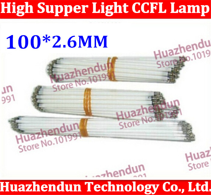 10Pcs 100mm*2.0mm Universal Backlight CCFL Lamps for 5.7 /'/' LCD Screen