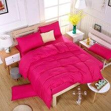 Classic bedding set 5 size grey blue flower bed linen 4pcs/set duvet cover Pastoral sheet AB side 2019