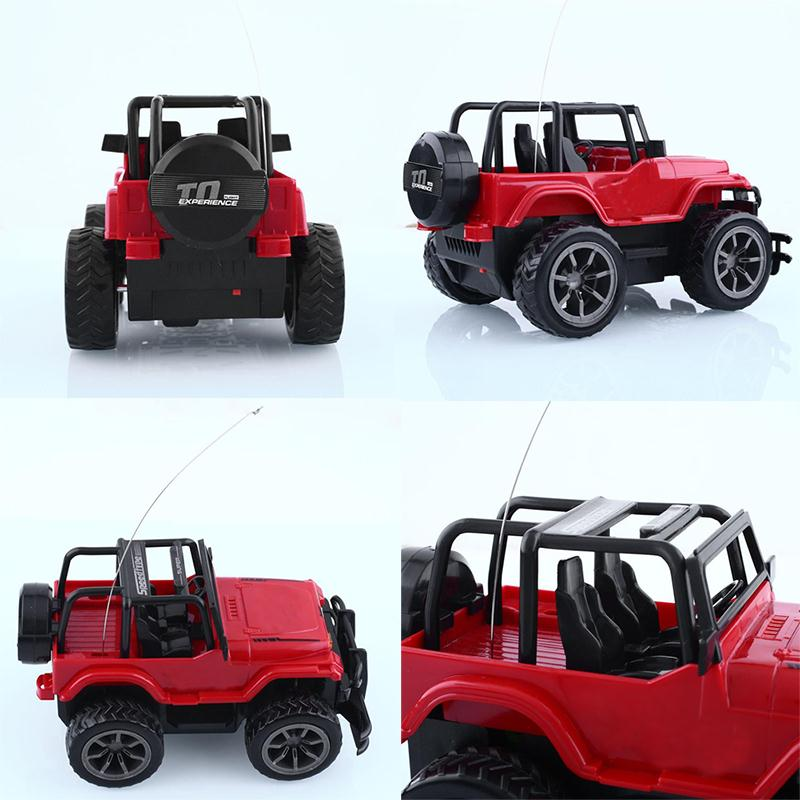 Free Shipping 1:24 Die-casting Speed Radio Remote Control Model RC Car Buggy Toy Gift