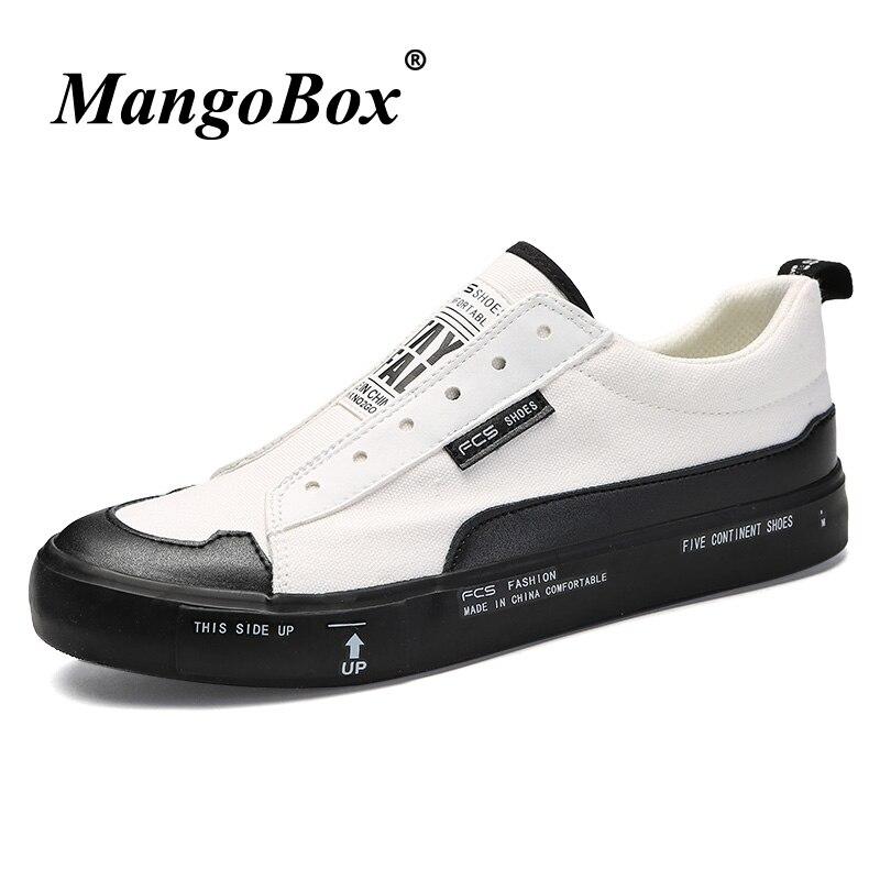 Classic Canvas Shoes Summer Plimsolls Breathable Fashion Sneakers Black White Men Platform Shoes Original Walking Canvas Shoes sneakers