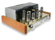 YAQIN MC-84L EL84 Vacuum Tube amplifier integrated amp Integrated headphone amplifier Class-A hifi tube amp 110V/240V