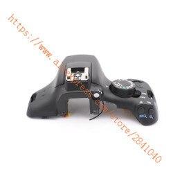 Oryginalny wyświetlacz LCD górna pokrywa głowy Flash etui do aparatów Canon dla EOS 1300D Rebel T6 pocałunek X80 części naprawa aparatu cyfrowego w Części obiektywu od Elektronika użytkowa na