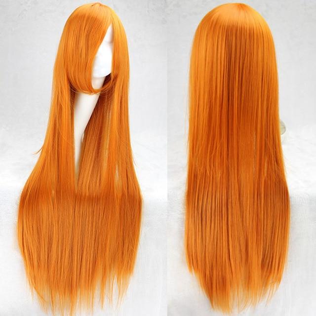 Long Straight Women's Wigs 2