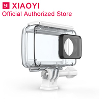 Original Yi Waterproof Case 4K/4K Plus Lite Action Camera Sport Kamera Accessories Underwater Swimming Diving Snorkeling Surfing