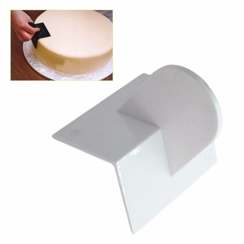 Nuevo Plástico Crema Pastel Suave Herramienta de Pasteles Que Adorna ...