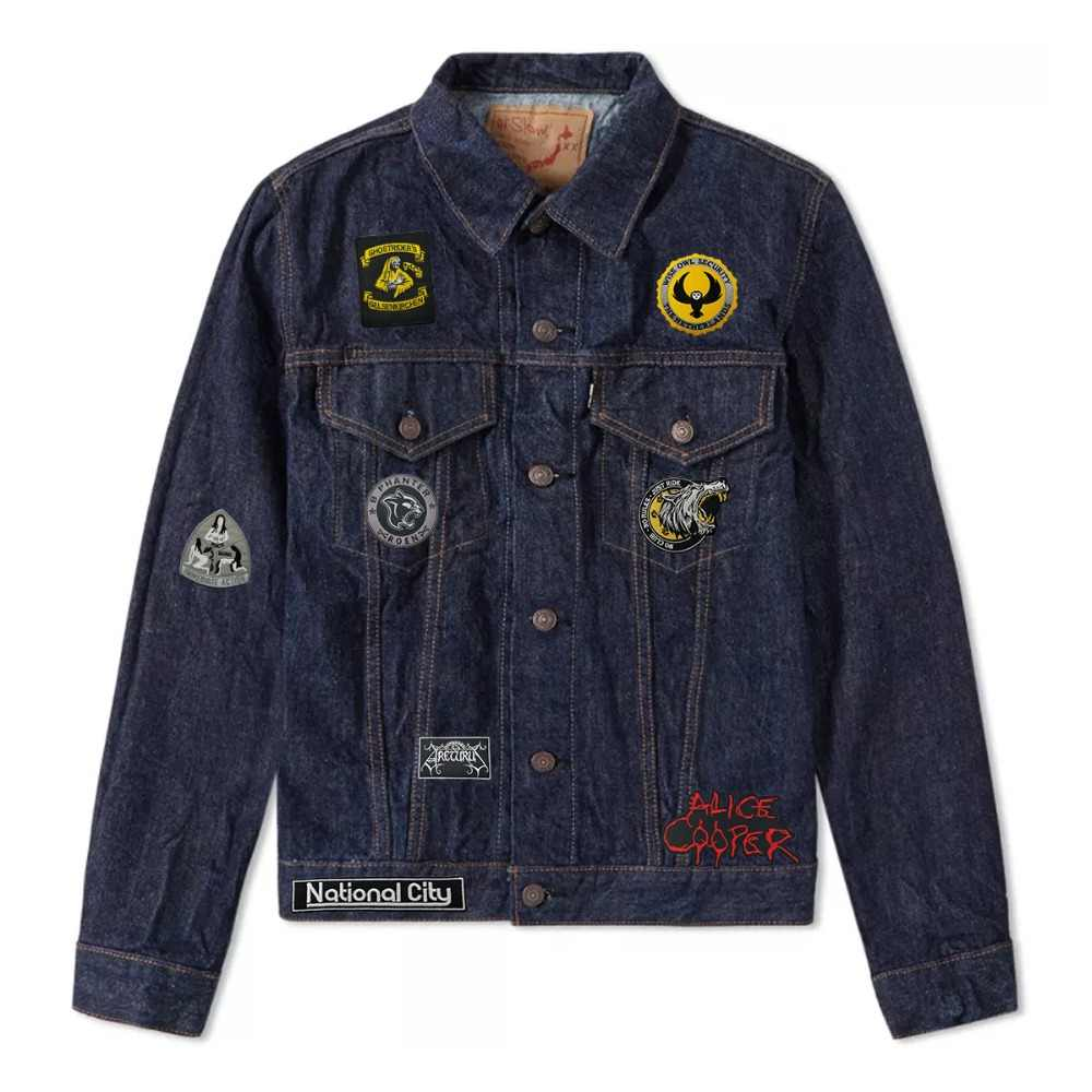 No Club No Rules just Ride Wolf Patches Vest Embroidered Iron On Front  Biker Mini Patch Customized Free Shipping DIY mini Logo