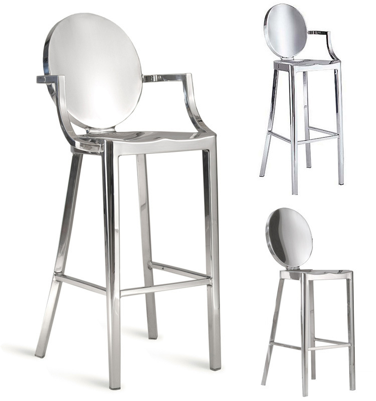Bar Stool Stainless Steel
