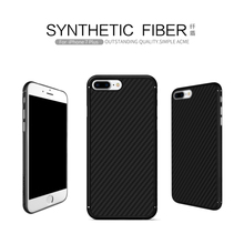 "Original Nillkin brand high end Synthetic fiber case for iphone 7 plus  (5.5"") best touch feeling in stock FREE SHIPPING"