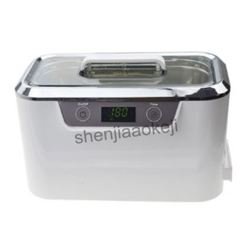 CDS-300 Ultrasonic Cleaner Household Ultrasonic cleaning machine Glasses Watch Jewelry Stainless steel cleaning tank 110v/220vCDS-300 Ultrasonic Cleaner Household Ultrasonic cleaning machine Glasses Watch Jewelry Stainless steel cleaning tank 110v/220v