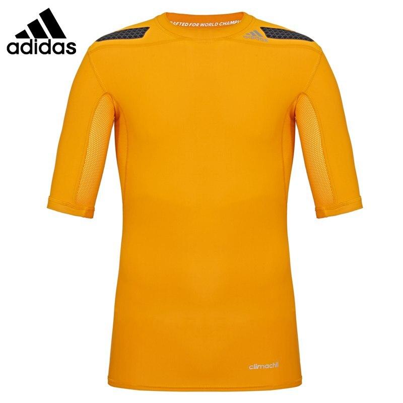 Original New Arrival     Adidas men's T-shirts AJ4892 short sleeve Sportswear storm storm 47187 rg