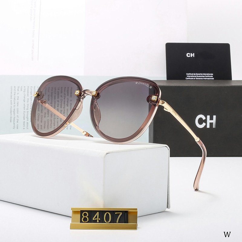Police Sunglasses Women Folding Frame Elegant Women's Brand Designer Fashion Retro Glasses Ms. Polarized Outdoor Mirror UV400