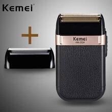 KEMEI New shaving machine USB charging r