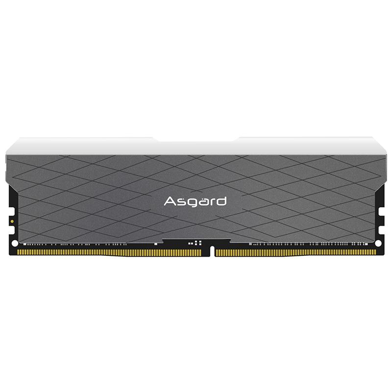 Asagrd Loki w2 RGB 8 GB 3200 MHz DDR4 DIMM 288-pin XMP Memoria Ram ddr4 ordinateur de bureau de mémoire Ram pour jeux d'ordinateur canal unique