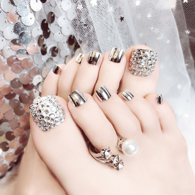 nail art for toes