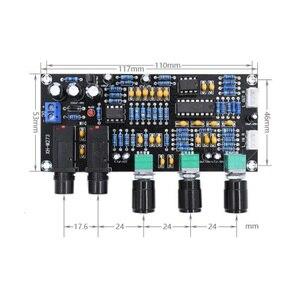 Image 3 - XH M273 PT2399 Digital Microphone Amplifiers Board Reverberation Karaoke OK Reverb NE5532 Pre amplifier Tone Board F4 011