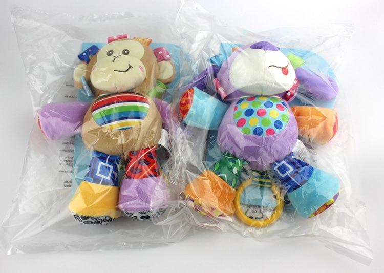 brinquedos educativos para recém-nascidos bebês música móvel