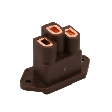 Viborg VI-06R Audio Grade Pure Red Copper IEC AC Inlet  socket