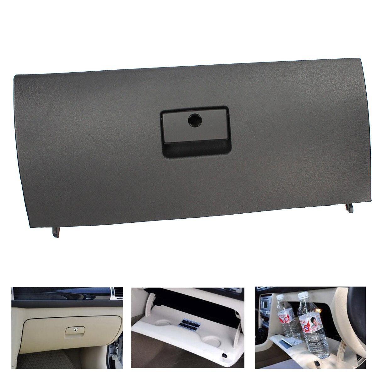 Nouveau couvercle de boîte à gants de couvercle de porte noir pour VW GOLF JETTA A4 MK4 BORA 1J1 857 121 A
