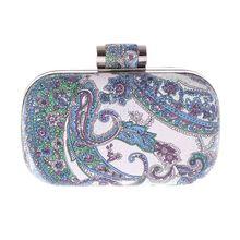 2016 die neue PU mädchen handtasche neue ölgemälde stil elegante luxus woemn abendessen partei handtaschen damen abendessen taschen designer