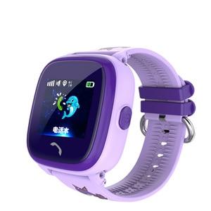 Image 5 - DF25 IP67 GPSสมาร์ทนาฬิกากันน้ำเด็กนาฬิกาเด็กสัมผัสหน้าจอSOSโทรSafe Anti Lost PK Q50 q90