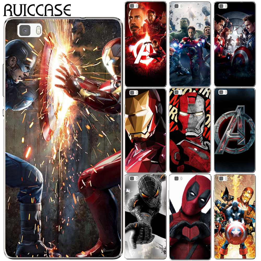 Spider Iron Man Hero Case For <font><b>Huawei</b></font> P8 P9 <font><b>P10</b></font> P20 P30 <font><b>Lite</b></font> Plus Mate 10 Pro Y5 Y6 II Y3 Y7 2017 Honor 9 6X 7X Avengers <font><b>Cover</b></font> image