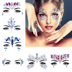 Face Jewels Gems Mak...
