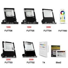 10W/20W/30W/50W RGB+CCT LED Flood light IP65 Outdoor Garden Light FUTT02/ FUTT03/ FUTT04 /FUTT05/FUTT06/FUT092/T4