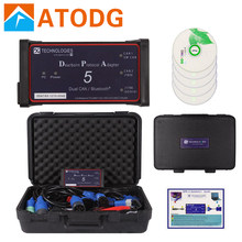 DPA5 DPA 5 Truck Scanner DPA5 Dearborn Protocol Adapter 5 Heavy-Duty Truck Diagnostic Tool Same function as USB Link