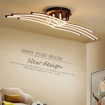 2018 New Arrival Modern ceiling chandelier lights for living room bedroom Study room Modern led chandelier lighting fixtures - DISCOUNT ITEM  20 OFF Lights & Lighting