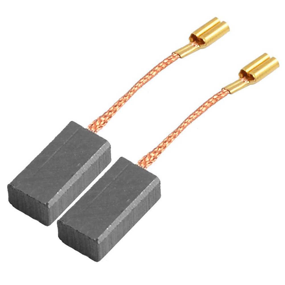 MYLB-2 個 5 ミリメートル × 8 ミリメートル × 15 ミリメートルパワーツール電動ハンマー石炭ブラシ