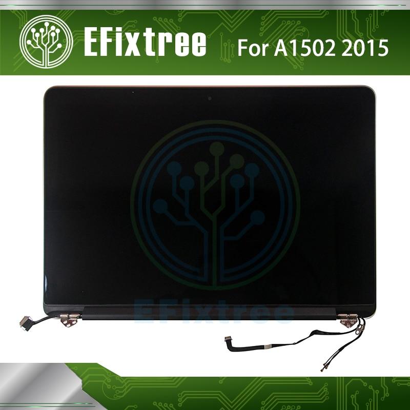 Début 2015 Testé Travail D'origine MF839 M841 A1502 LCD Assemblée D'affichage de L'écran Pour Macbook Pro Retina 13 ''LED 661 -02360